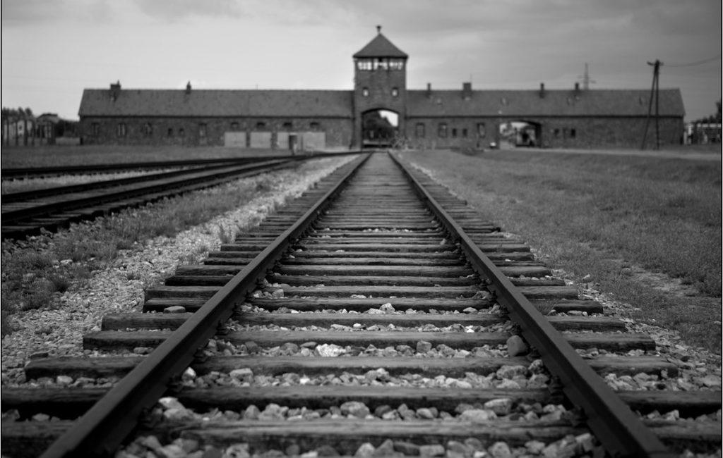 Дорога в ад. Освенцим.