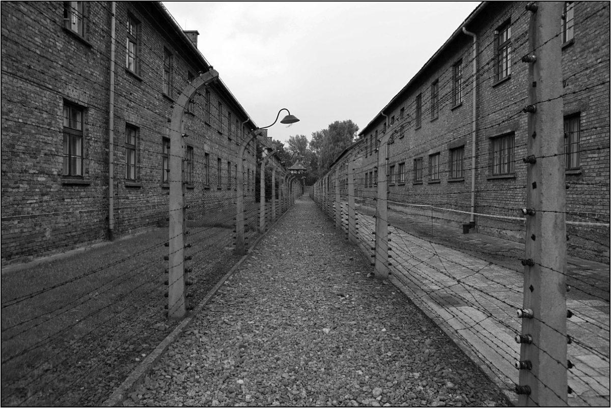 Освенцим Аушвиц концлагерь