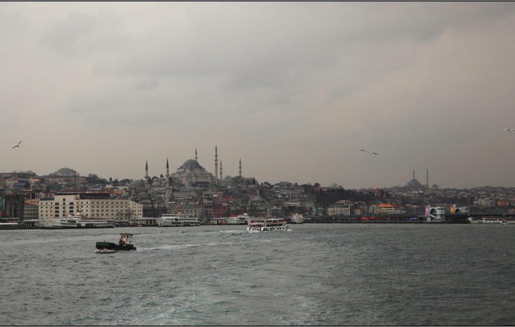50 часов в Стамбуле