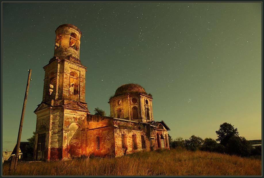 Новинки церковь Петра и Павла