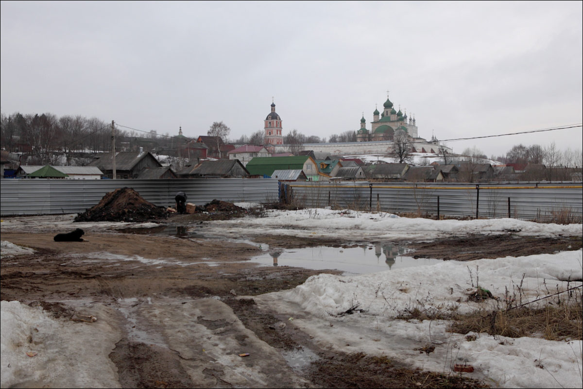Переславль Залесский Горицкий монастырь
