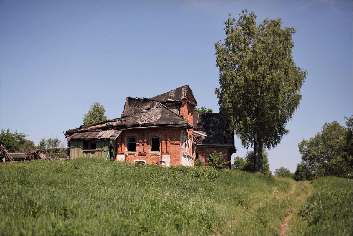штаб Черняховского Воздухи