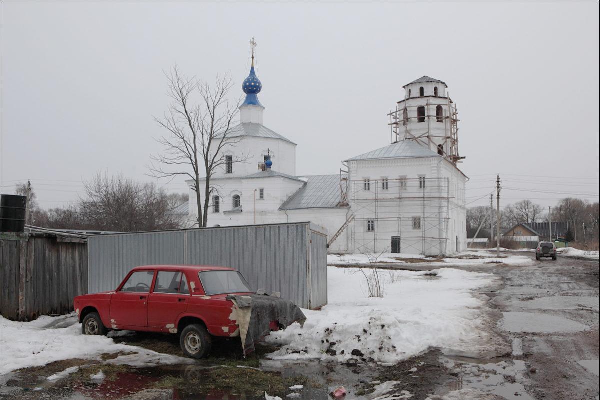 Переславль Залесский весна