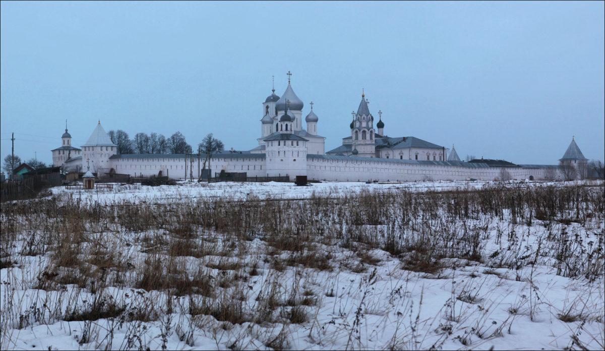 Переславль Залесский Никитский монастырь