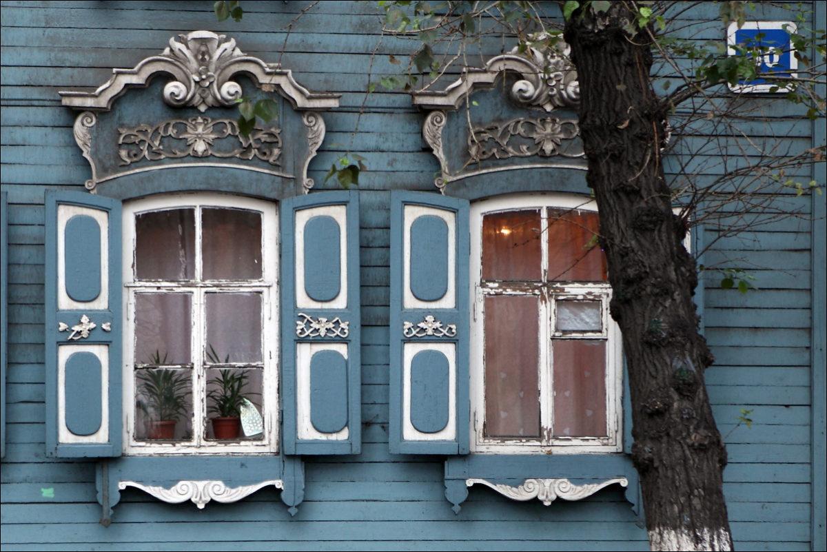 Иркутск деревянное зодчество украшения