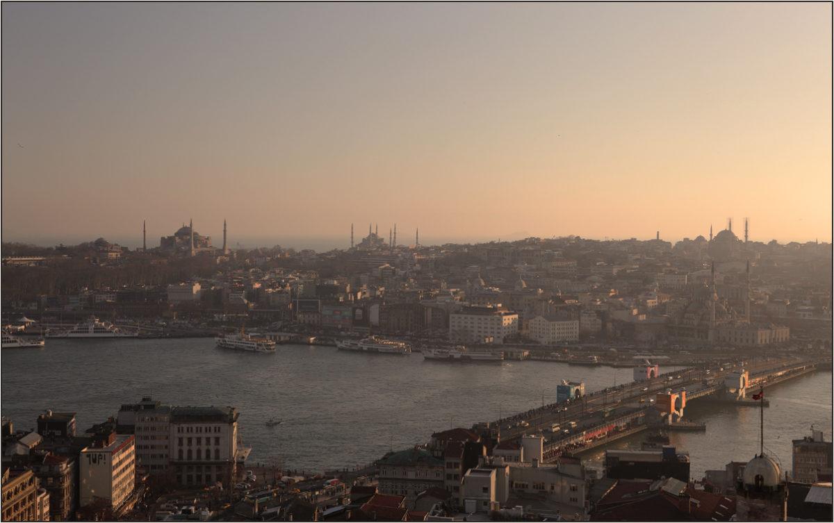 Айя София и Голубая мечеть Стамбул