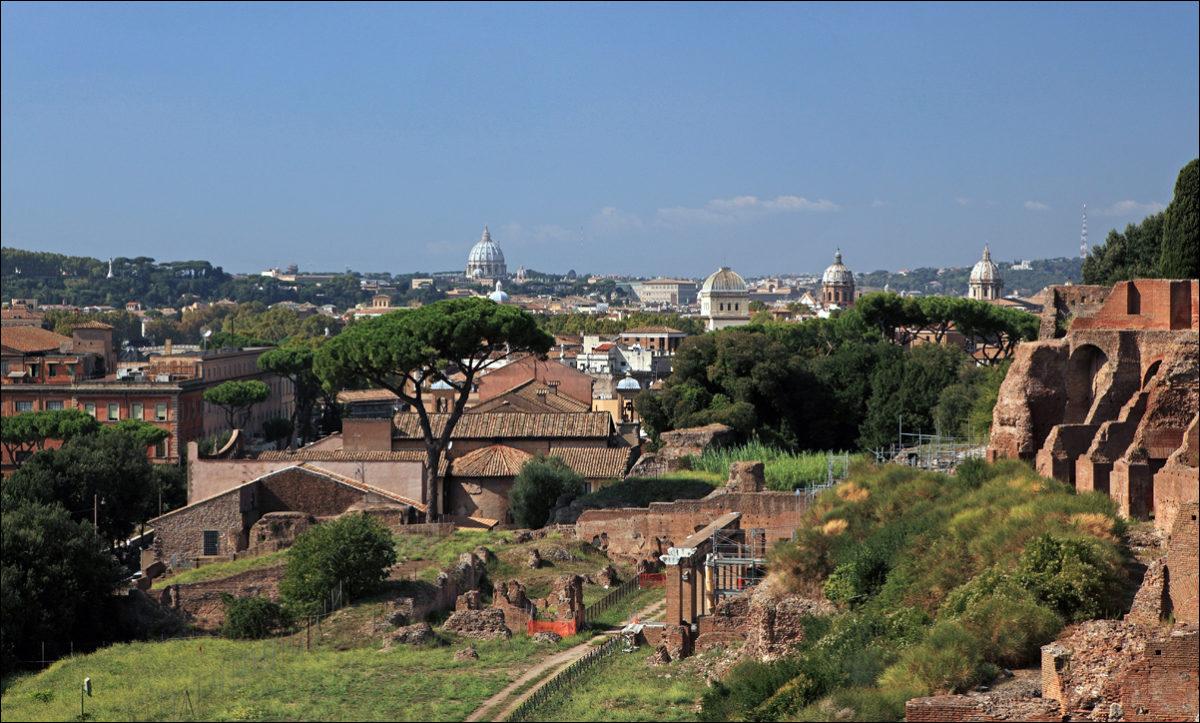 Рим старый город