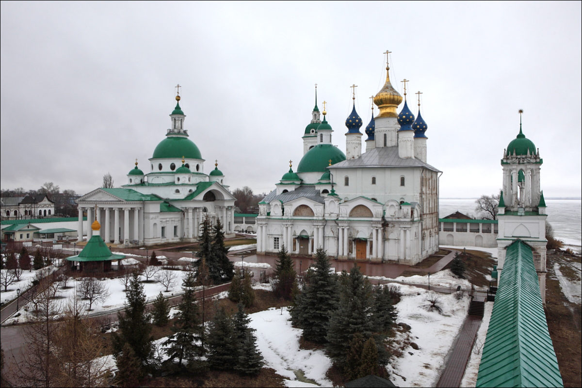 Спасо Яковлевский монастырь Ростов