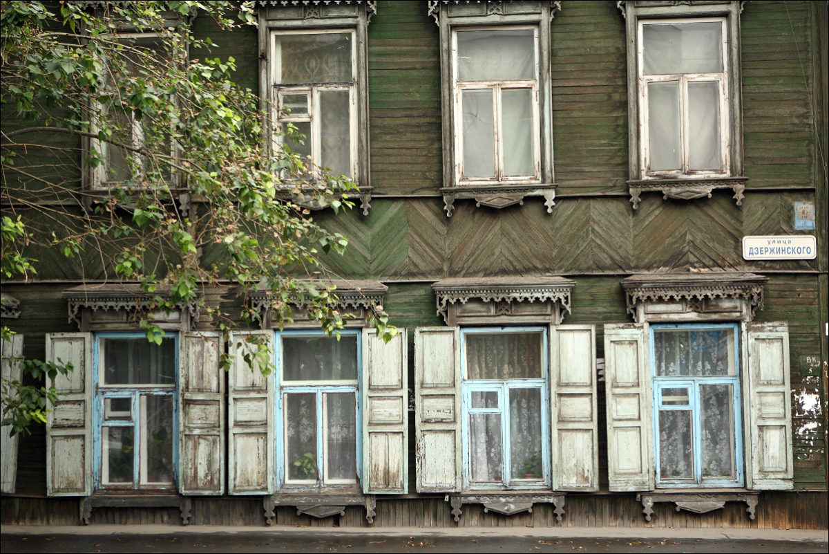 Иркутск деревянное зодчество резьба