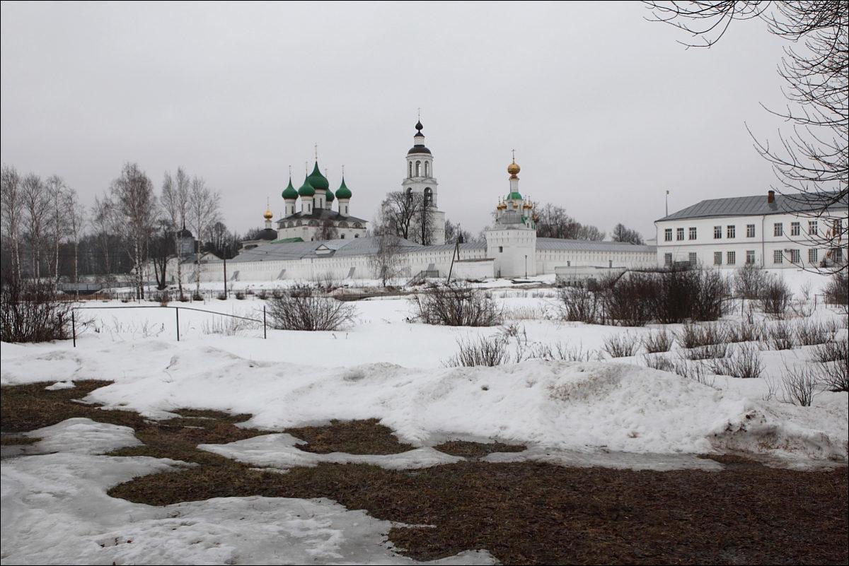 Кострома Толгский монастырь