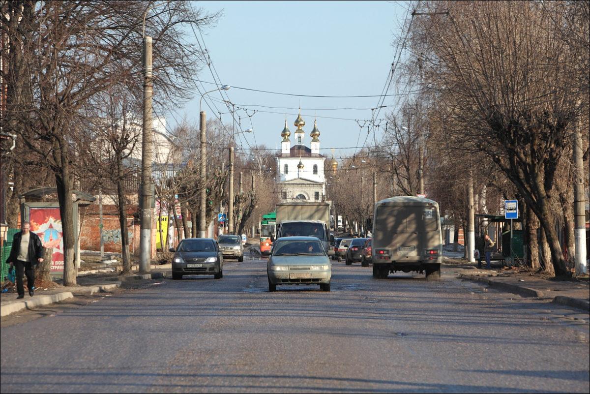 Иваново весной