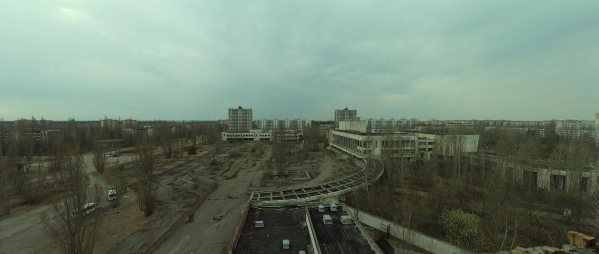 ДК Энергетик площадь Припять