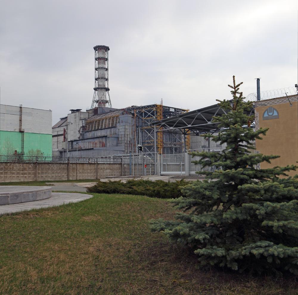 Чернобыльская АЭС четвертый энергоблок