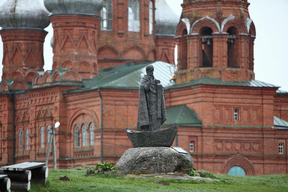 Святитель Николай Исток Волги