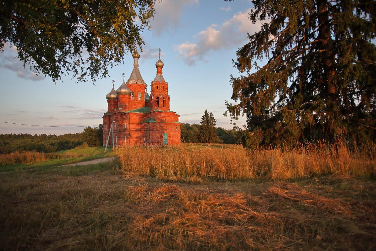 Ольгинский монастырь Волговерховье