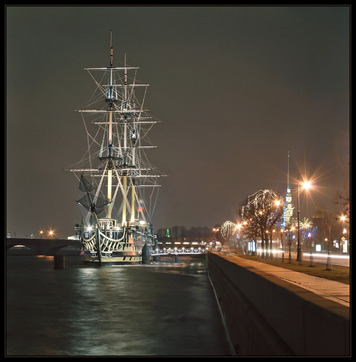 Петропавловская крепость Петроградская