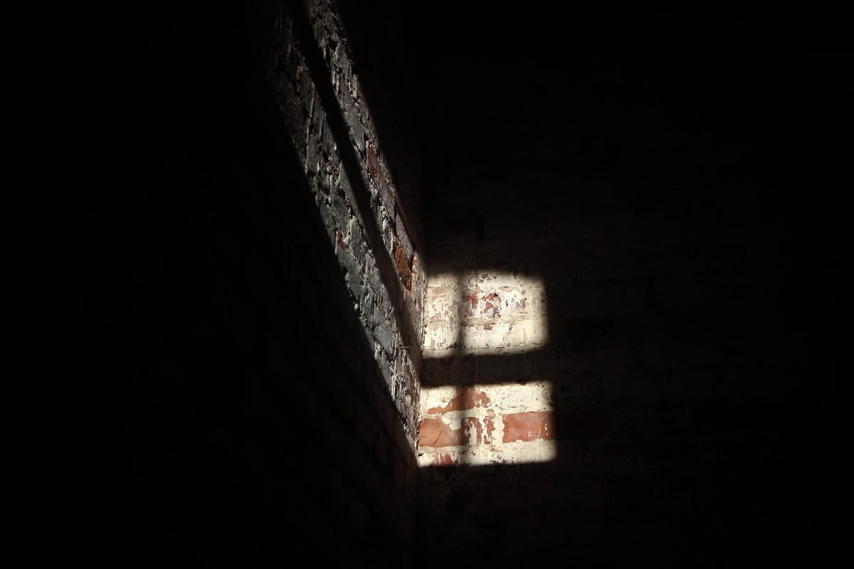 Подъем на колокольню Преображенского храма